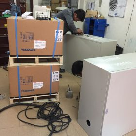 Biến tần Yaskawa E1000 - Lắp đặt