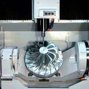 Máy phay CNC 5 trục Okuma MU 500VA