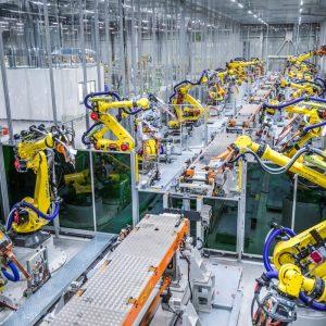 30 nhà sản xuất robot trên thế giới năm 2018