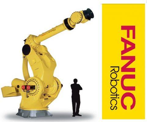 Robot Fanuc cỡ lớn