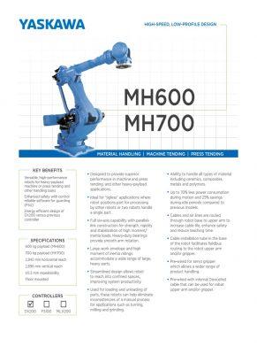 Robot Yaskawa MH 700 II