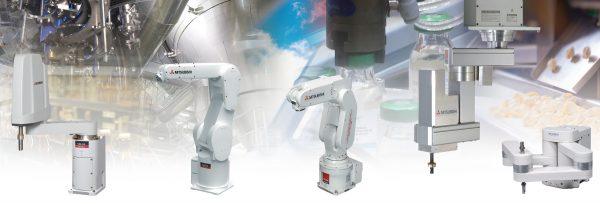 Robot mitsubishi 1