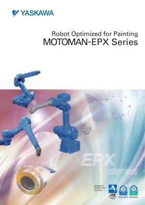 Robot sơn yaskawa EPX