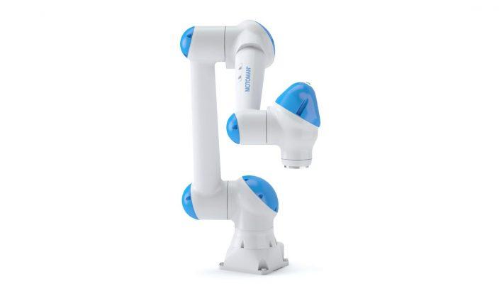 Robot yaskawa HC10