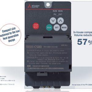 Biến tần mitsubishi CS 80