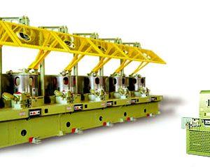 Máy cuộn dây thép tự động liên tục