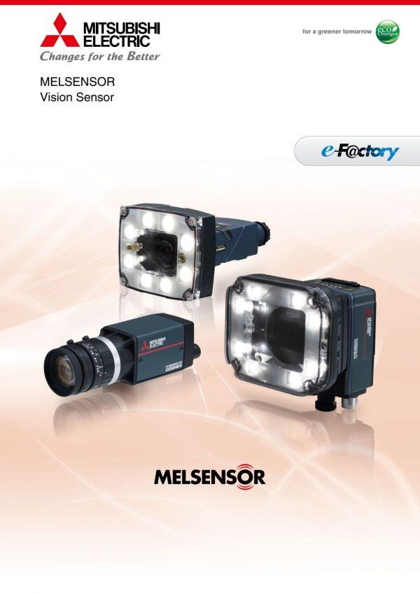 Vision Mitsubishi Melsensor Vision sensor 1