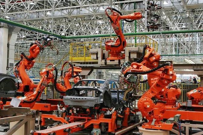 Robot ABB