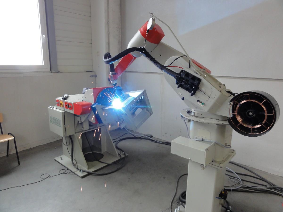 Bàn xoay cho robot 1