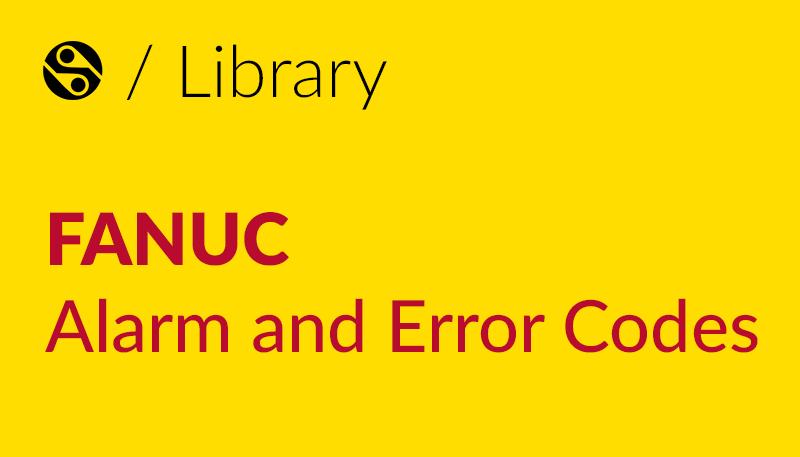 Lỗi module Fanuc