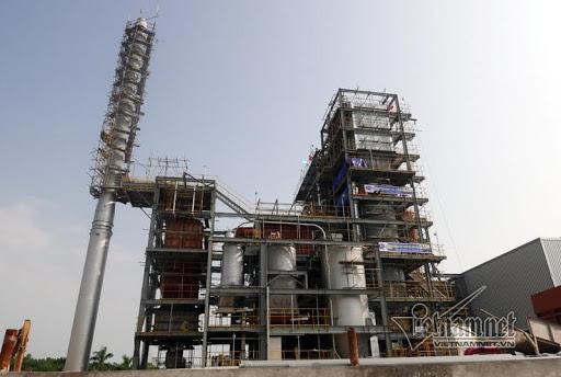 phát triển công nghệ xử lý chất thải thu hồi năng lượng