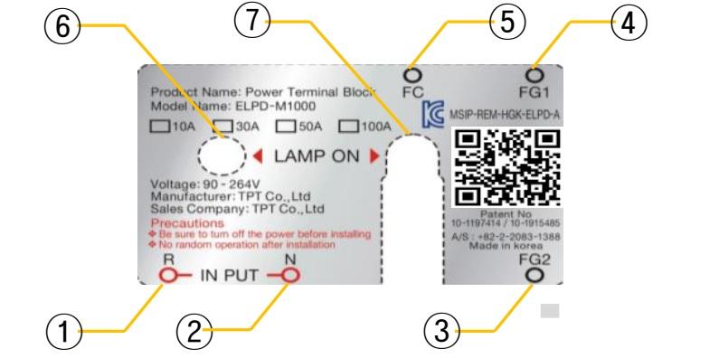 thiết bị chống giật điện ELPD - M1000