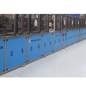 Lò nung chi tiết dài Modular Bar Heating Systems