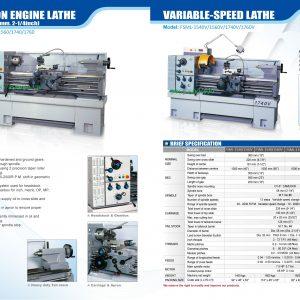 Máy tiện vạn năng FSML 15
