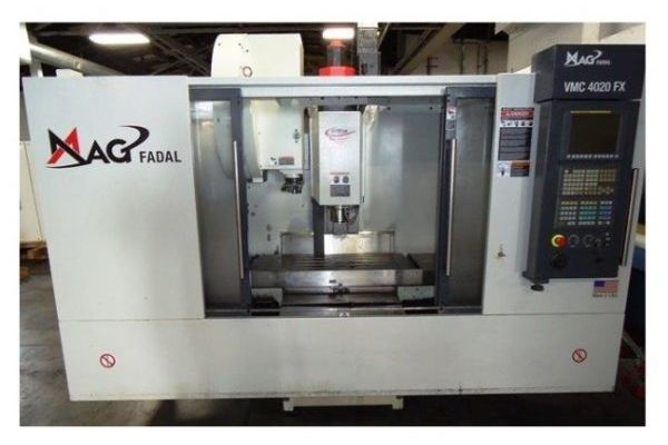 Lỗi máy CNC Fadal