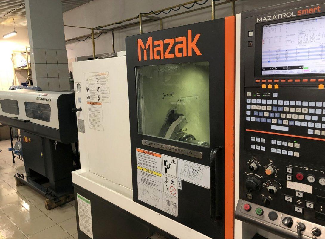 Lỗi máy CNC Mazak Lỗi Drive Mazak