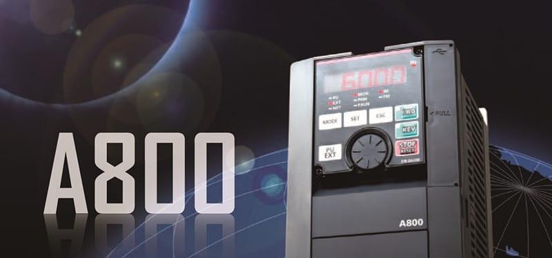 Biến tần Mitsubishi A800